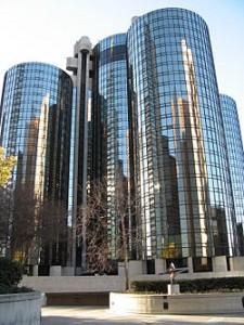 Bonaventure Hotel legalTech 2012 West Coast